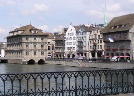 Hotel Arlette Beim Hauptbahnhof: Zurich afternoon