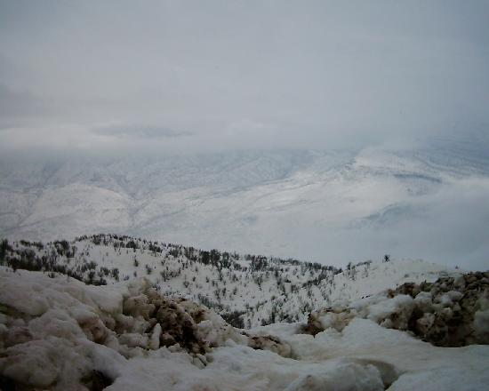 Zakho, Iraq: Winter time in Kanemaze