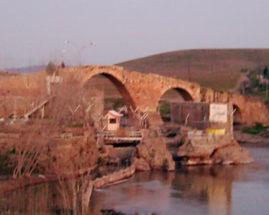 Dilal Bridge in Zakho..