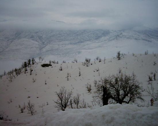 Zakho, Iraq: Winter time-2003