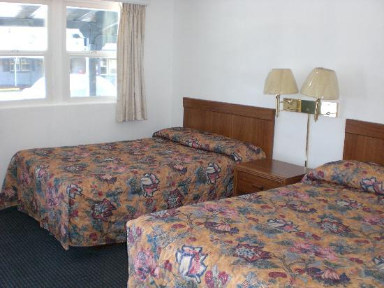 America's Best Inn : 2 beds