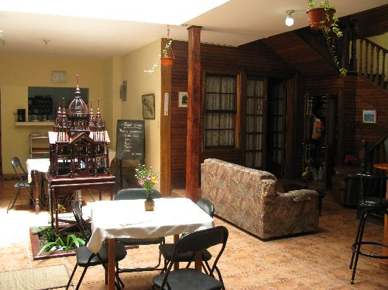 Casa Alfi : Inside Alfi Hotel