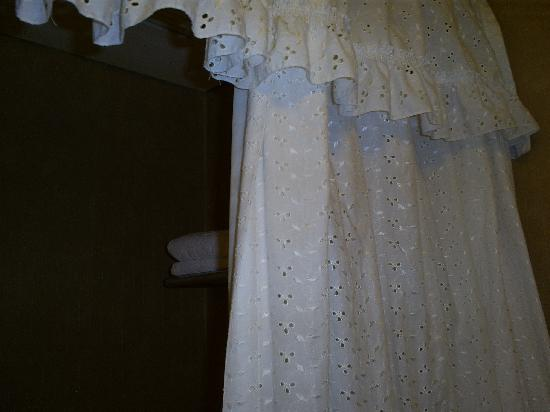 Lotte Hotel Jeju : Nice shower curtain ;-)