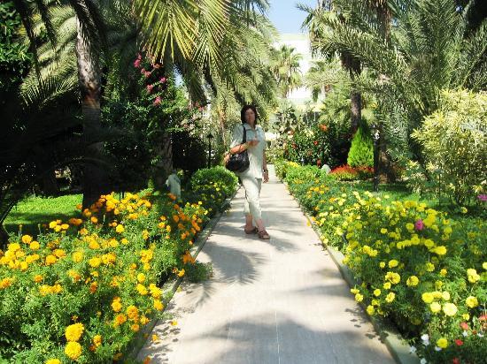 Botanik Hotel & Resort: at the incrediblle botanic garden again