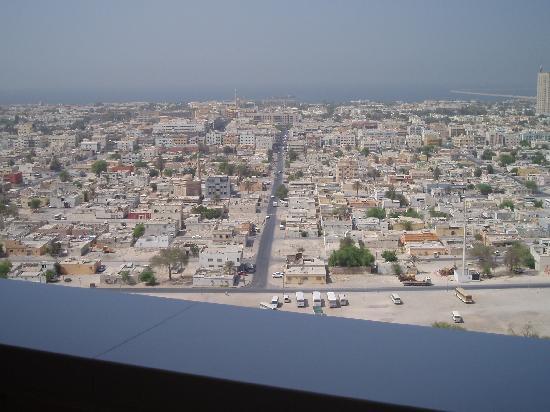 view from 21st floor balcony picture of ascott park place dubai rh tripadvisor co nz
