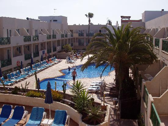 Hotel  Dunas Club: Piscina del Dunas Club