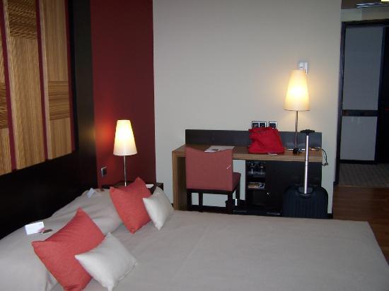 Hotel Lisboa : Camera da letto
