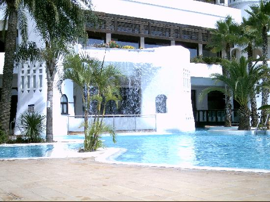 H10 Estepona Palace: pool