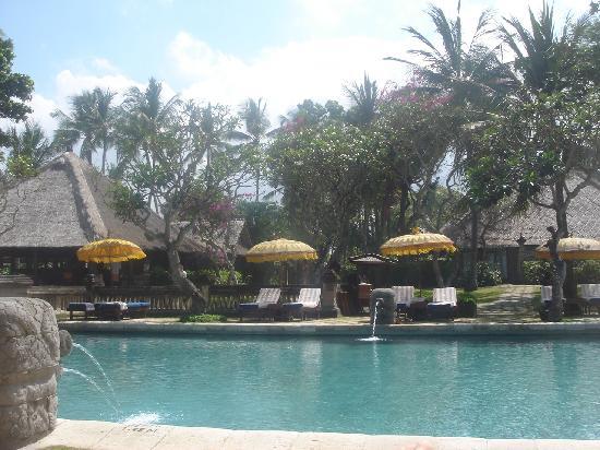 The Oberoi Bali: pool