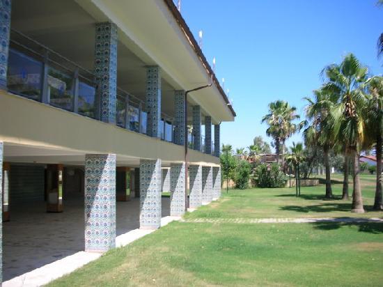 Sural Saray Hotel: Haus fürs MIttagessen