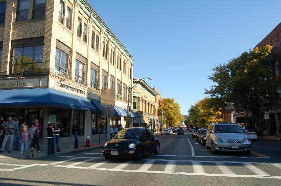 Northampton, MA: Downtown
