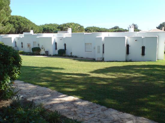 Prado villas (rear view)