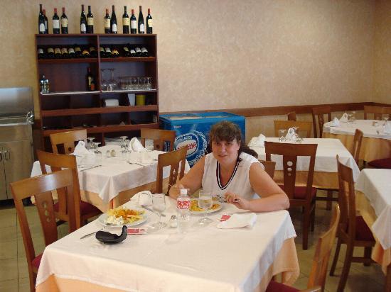 Hotel Brisa: restaurant de l'hôtel