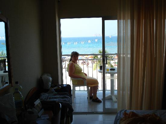Hotel Brisa: La chambre