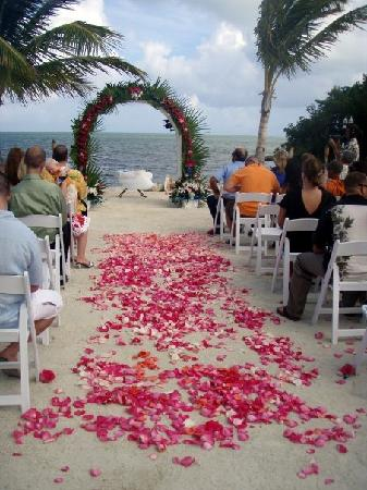 Coconut Cove Resort and Marina: Ceremony
