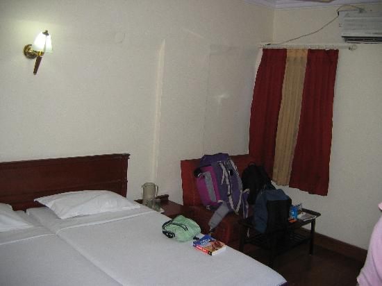 Hotel Geo: our room
