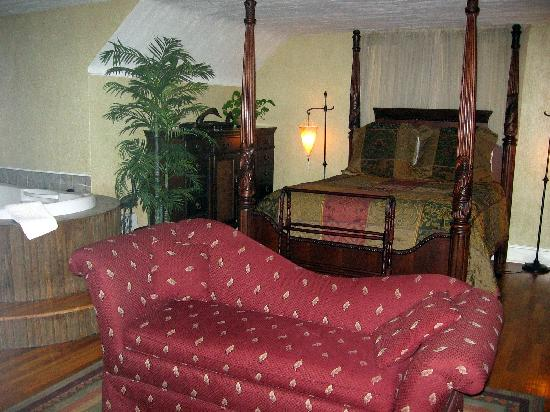 Wild Goose Inn Bed & Breakfast: Summer Safari room