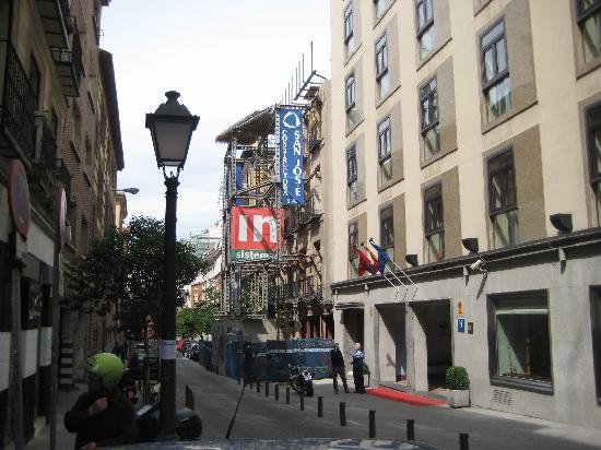 Madrid in spring 7 islas hotel bilder tripadvisor - Hotel 7 islas en madrid ...