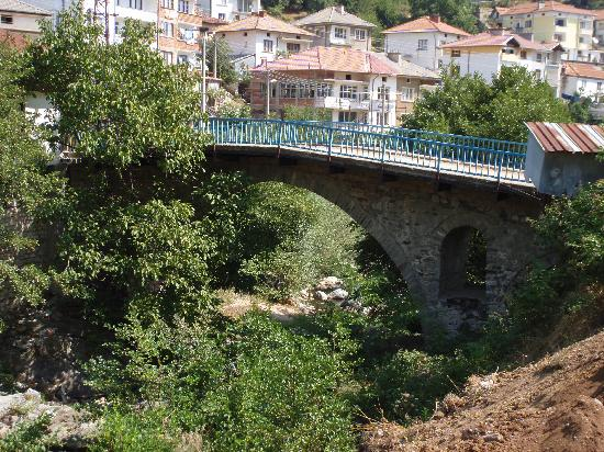 Nedelino, Bulgaria: One of Many Roman Bridges