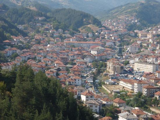 Nedelino, Bulgaria: View From Above