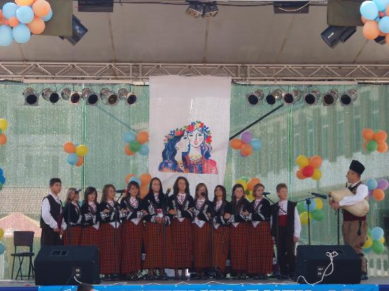Nedelino, บัลแกเรีย: 2008 Annual International Folklore Festival