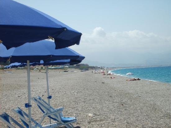 Hotel Esperia: Tono beach