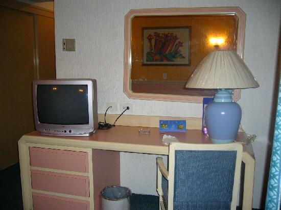 Hotel Regente City: Habitacion del hotel - marzo 2006