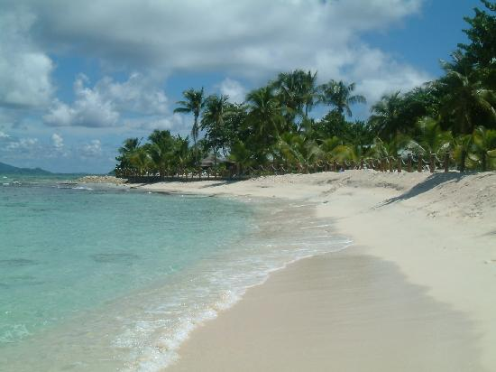 Palm Island Resort & Spa : One of the 5 beaches