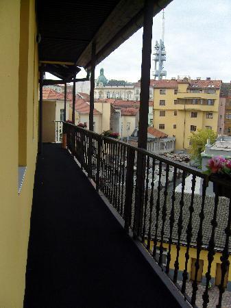 Balcony Grand Hotel