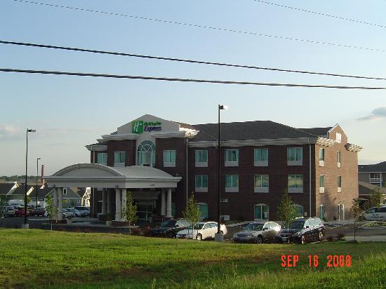Holiday Inn Express Hotel & Suites Lexington Northeast: Holiday Inn Express Northeast, Lexington, KY