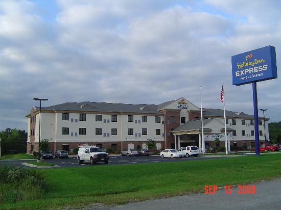 Rolla, MO: Holiday Inn  Express, Rola, MO