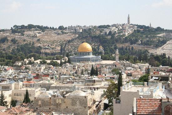 Hashimi Hotel: Jerusalem