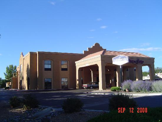 Hampton Inn Santa Fe: Hampton Inn, Santa Fe, NM