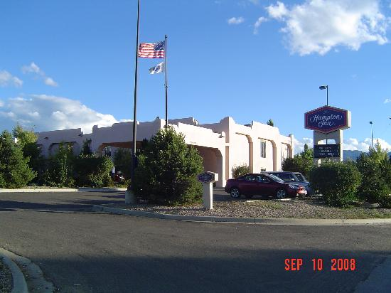 ‪هامبتون إن تاوز: Hampton Inn, Taos, NM‬