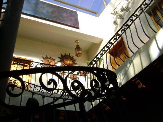 Casa Magica Hotel: inside