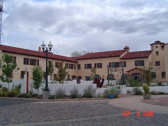 La Posada Hotel: La Posada Resort, Winslow, AZ