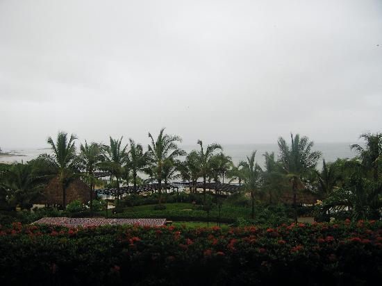 Four Seasons Resort Punta Mita: View from the lobby