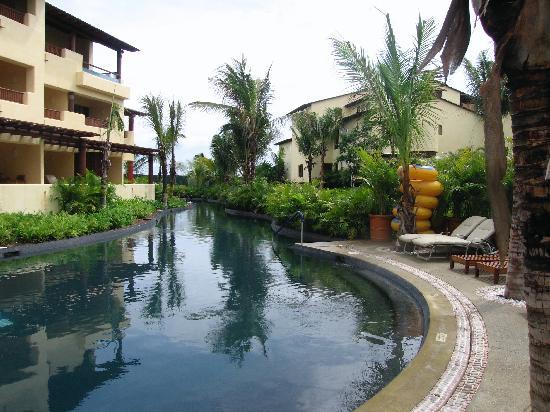 Four Seasons Resort Punta Mita: The lazy river