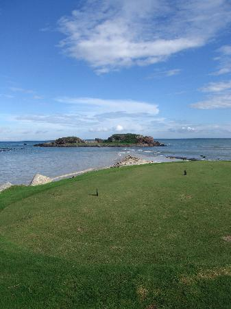 Four Seasons Resort Punta Mita: Golf course - Hole 3B