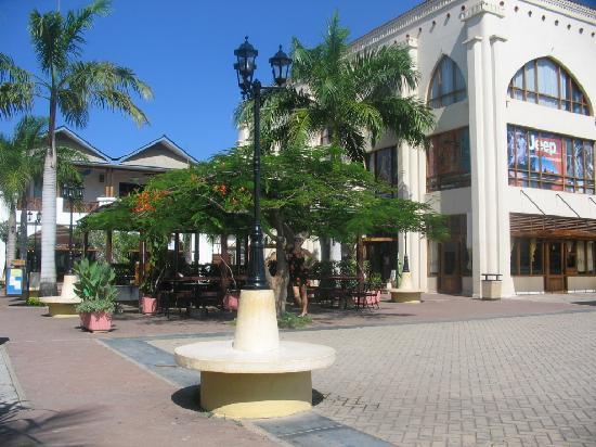 Hotel Slipway: Slipway area