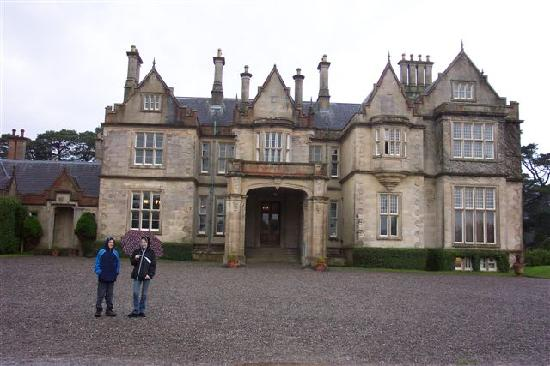 Muckross house picture of victoria house hotel for The victoria house