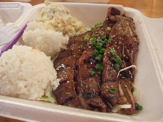 Kakaako Kitchen Menu Hawaii