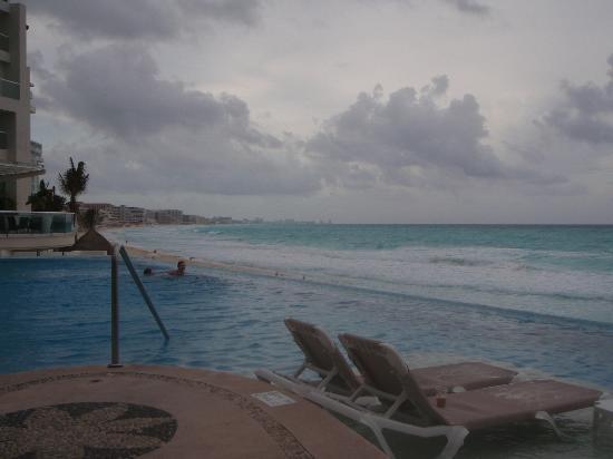 View from Pool Bar at Sun Palace