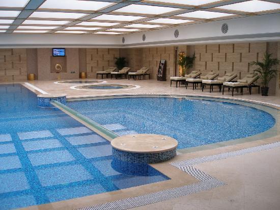 Bohao Radegast Hotel Beijing: pool