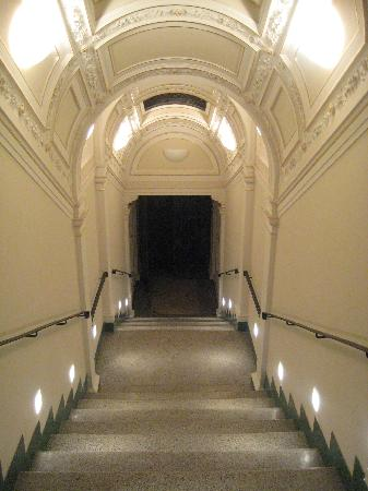 Prague City Apartments Residence Karolina: Entrance hall