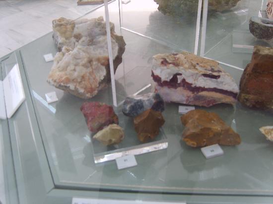 Adamas, Griekenland: non sembra un cheesecake?