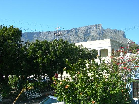 ‪‪Table Mountain Lodge‬: view from breakfast‬