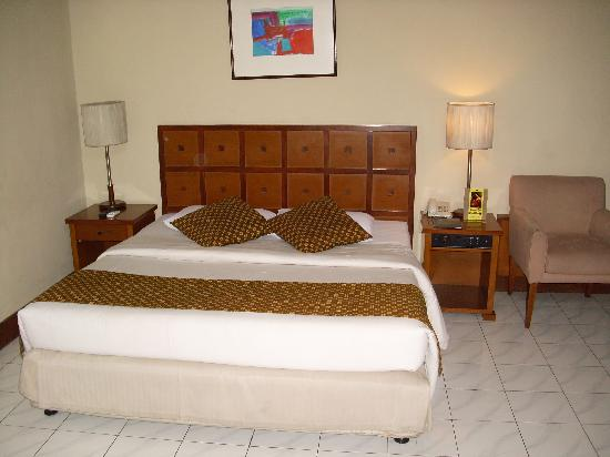 Hotel Bumi Sawunggaling: Deluxe room