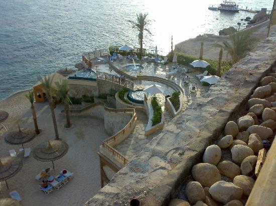 Reef Oasis Blue Bay Resort: vista