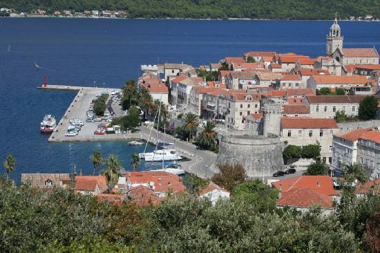 Roberta's Guest House: Korcula town
